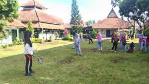 UKM Badminton Prodi Kebidanan Magelang